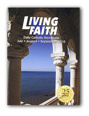 Living Faith current cover